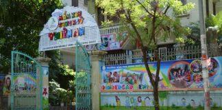 Trường mầm non Thiên An, quận Hoàng Mai, Hà Nội (Ảnh: website nhà trường)