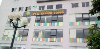 Trường mầm non VSK Thăng Long, quận Tây Hồ, Hà Nội (Ảnh: IBT FLOOR)