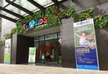 trường mầm non Ecokids, quận Hoàng Mai, Thanh Xuân, Cầu Giấy - Hà Nội (Ảnh: FB trường)