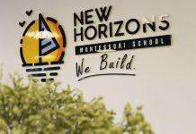 Cơ sở vật chất trường mầm non New Horizons Montessori - Những chân trời mới (NHMS) tại quận Nam Từ Liêm, Hà Nội (Ảnh: FB trường)