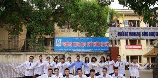 Cơ sở vật chất trường THPT Hà Nội với 2 cơ sở tại quận Thanh Xuân và quận Hoàn Kiếm, Hà Nội (Ảnh: website trường)