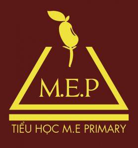 Logo trường Tiểu học ME Primary - MEP - quận Hai Bà Trưng - Hà Nội (Ảnh: FB trường)