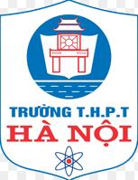 Logo trường THPT Hà Nội với 2 cơ sở tại quận Thanh Xuân và quận Hoàn Kiếm, Hà Nội (Ảnh: website trường)