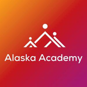 Logo trường Tiểu học Quốc tế Alaska - Alaska Academy tại quận Cầu Giấy, Hà Nội (Ảnh: FB trường)