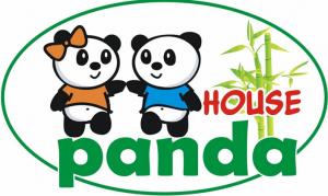 Logo trường mầm non Panda House Montessori, Hà Nội (Ảnh: website trường)