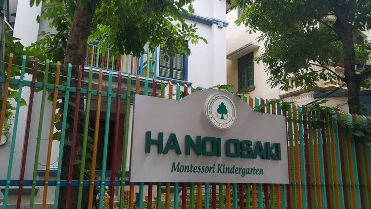 Mầm non Hà Nội Osaki Montessori (Ba Đình, Hà Nội)