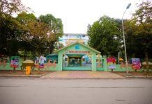 Trường mầm non Hoa Anh Đào, quận Nam Từ Liêm, Hà Nội (Ảnh: website trường)