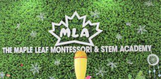 trường mầm non Maple Leaf - MLA tại quận Hà Đông, quận Cầu Giấy - Hà Nội (Ảnh: FB trường)