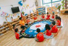 trường mầm non Panda House Montessori, Hà Nội (Ảnh: website trường)