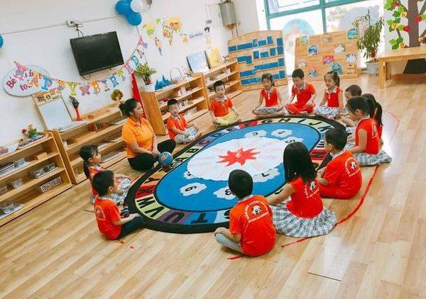 Mầm non Panda House Montessori (Hà Nội)