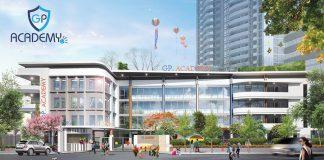 trường mầm non quốc tế GP Academy - GPA, quận Cầu Giấy, Hà Nội (Ảnh: website trường)