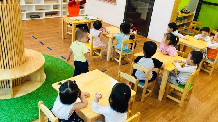 Mầm non Quốc tế Việt Anh Montessori (Đống Đa, Hà Nội)