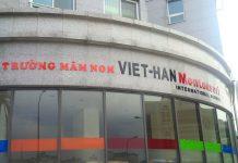 trường mầm non quốc tế Việt Hàn Montessori tại quận Hà Đông, Hà Nội (Ảnh: MarryLiving)