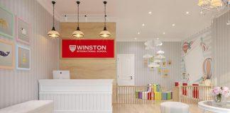 Trường mầm non quốc tế Winston, Hà Nội (Ảnh: FB trường)