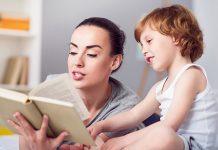 8 lý do phổ biến cha mẹ không đọc sách cho con và cách khắc phục (Ảnh: OzLabels)