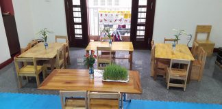 Cơ sở vật chất trường mầm non Joy Reggio Emilia tại quận Hoàng Mai, Hà Nội (Ảnh: FB trường)