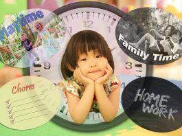 Kỹ năng quản lý thời gian cho trẻ mầm non tới hết lớp 2 (Ảnh: Yoyoboko)