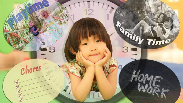Kỹ năng quản lý thời gian: Dành cho bé mẫu giáo tới lớp 2