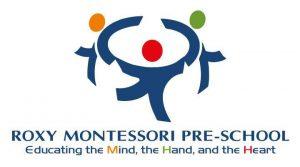 Logo trường mầm non Roxy Montessori, quận Hoàng Mai, Hà Nội (Ảnh: FB trường)
