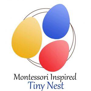 Logo trường mầm non Tiny Nest - Tổ Nhỏ tại quận Hoàng Mai - Hà Nội (Ảnh: FB trường)