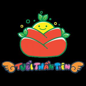 Logo trường mầm non Tuổi Thần Tiên Hà Đông, Hà Nội (Ảnh: website trường)