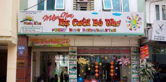 Trường mầm non Funny Kids, quận Cầu Giấy, Hà Nội (Ảnh: FB trường)