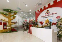Trường mầm non Sunshine Maple Bear tại quận Hoàng Mai, Hà Nội (Ảnh: website trường)