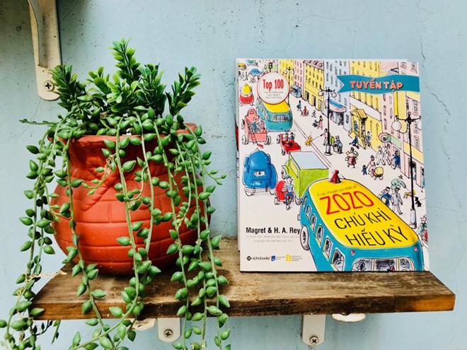 Những cuốn sách hài hước dành cho trẻ nhỏ (Ảnh: Zing News)