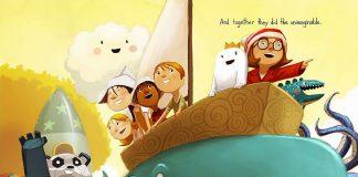 10 cuốn sách tiếng Anh giúp trẻ tự tin kết bạn mới (Ảnh: Kinder Books)