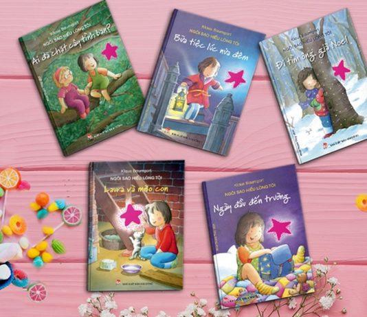 Gợi ý sách tiếng Việt hay năm học mới cho bé mầm non tới hết lớp 1 (Ảnh: Báo Nhân Dân)