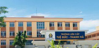 trường liên cấp Tuệ Đức cơ sở Thanh Hà, huyện Thanh Oai, Hà Nội (Ảnh: BKE)