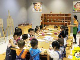Trường mầm non Bambi House tại quận Thanh Xuân, Hà Nội (Ảnh: website trường)