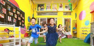 Trường mầm non JoyBell Kids - Chuông nhỏ tại quận Đống Đa, Hà Nội (Ảnh: FB trường)