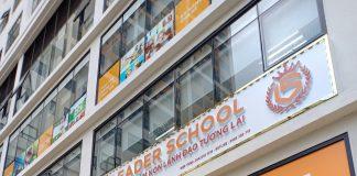 Trường mầm non Leader School - Lãnh đạo tương lai với 2 cơ sở tại quận Cầu Giấy và quận Nam Từ Liêm, Hà Nội (Ảnh: FB trường)