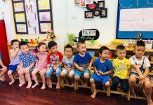 Trường mầm non Ngôi Sao - Star Montessori tại quận Hai Bà Trưng, Hà Nội (Ảnh: FB trường)