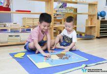 trường mầm non Star Montessori International School - SMIS tại quận Cầu Giấy và quận Hai Bà Trưng, Hà Nội (Ảnh: FB trường)