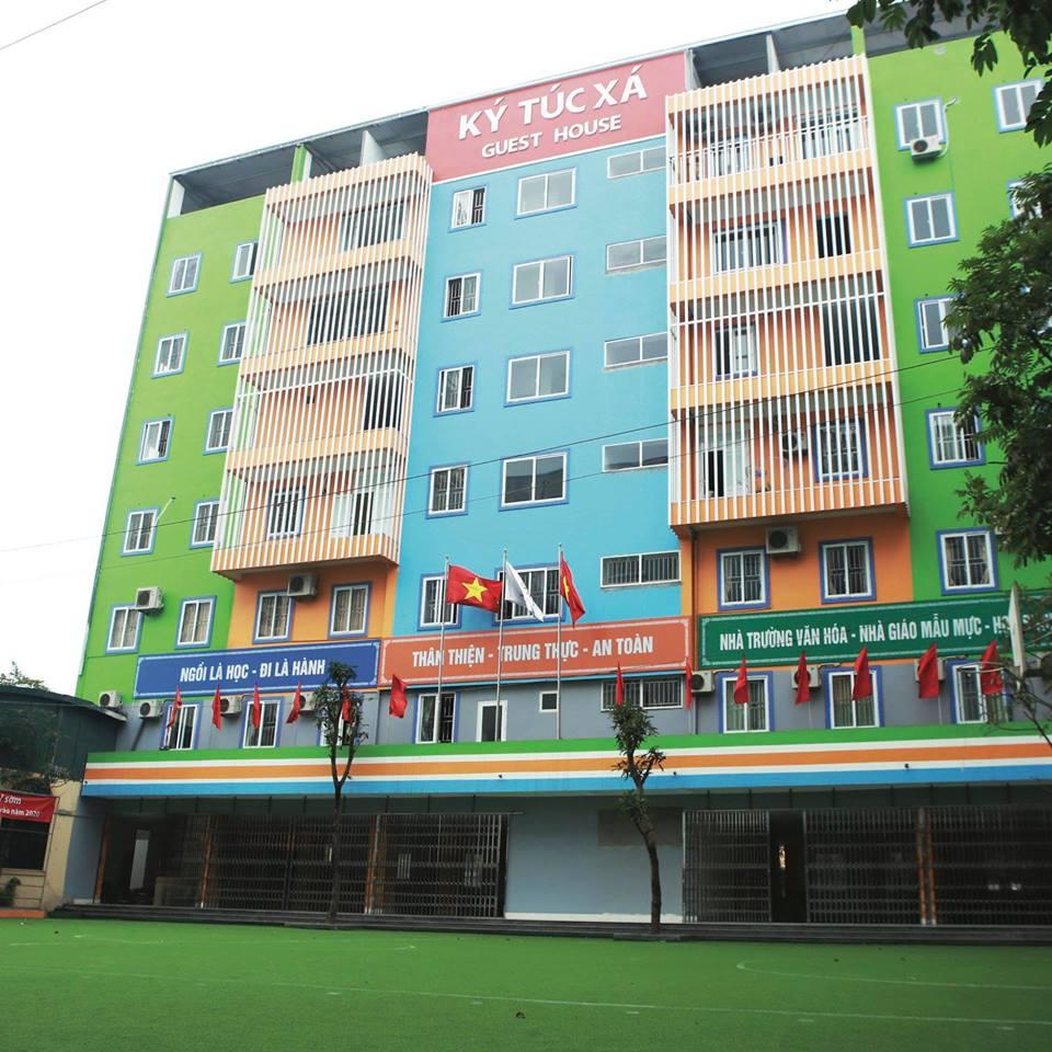 Cơ sở vật chất trường phổ thông liên cấp Đa Trí Tuệ - MIS bao gồm các cấp Tiểu học, THCS, THPT tại quận Cầu Giấy - Hà Nội (Ảnh: FB trường)