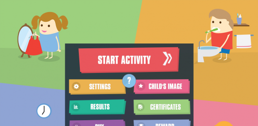 5 ứng dụng dạy trẻ kỹ năng quản lý thời gian (Ảnh; Smart Apps For Kids)
