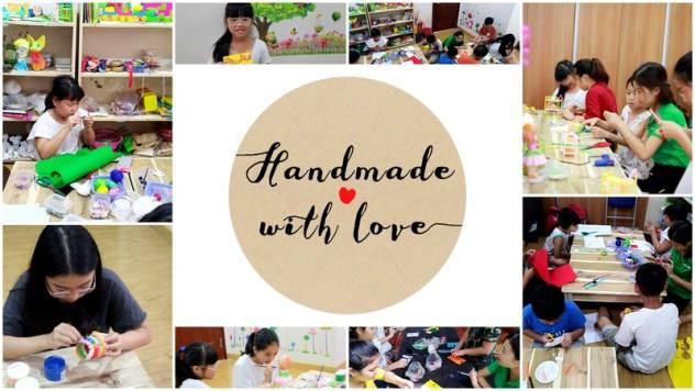 Workshop làm đồ Handmade dip nghỉ lễ 2/9 tại Hà Nội (Ảnh: FB sự kiện)