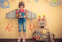 8 ứng dụng Android giúp trẻ hào hứng học STEAM (Ảnh: Whooo's Reading)