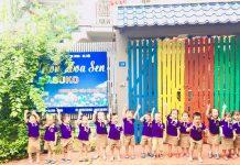 Cơ sở vật chất trường mầm non Hasuko, quận Ba Đình - Hà Nội (Ảnh: FB trường)