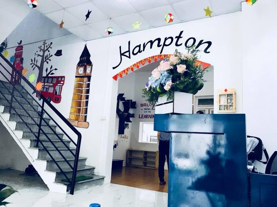 Cơ sở vật chất trường mầm non quốc tế Hampton, quận Hà Đông, Hà Nội (Ảnh: FB trường)