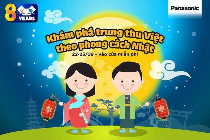 Khám phá Trung Thu Việt theo phong cách Nhật - hoạt động Trung thu 2018 tại Risupia Việt Nam (Ảnh: FB Risupia Việt Nam)