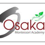 Logo trường Học viện mầm non Osaka Montessori tại quận Hoàng Mai, Hà Nội (Ảnh: FB trường)