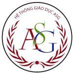 Logo trường mầm non American School - ASG tại 5 quận Hà Nội (Ảnh: FB trường)