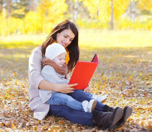 Những cuốn sách về mùa thu dễ thương dành cho bé (Ảnh: iBaby Labs)
