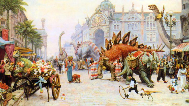 Những cuốn sách về khủng long khiến trẻ em mê tít