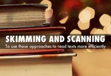 Skimming, Scanning: 2 kỹ năng đọc hiểu quan trọng khi học tiếng Anh (Ảnh: tài liệu ielts speaking)