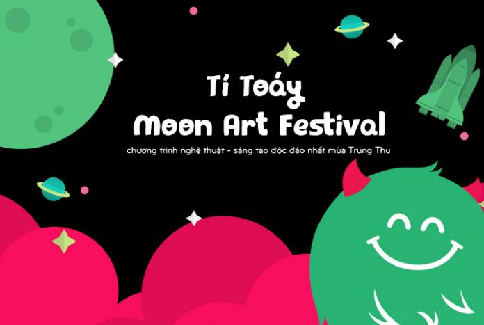 Tí Toáy Art Moon Festival - hoạt động Trung Thu cho bé tại Hà Nội (Ảnh: FB Tí Toáy Artilier)