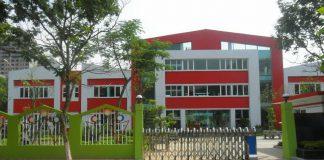 Trường mầm non American School - ASG tại Hà Nội (Ảnh: FB trường)